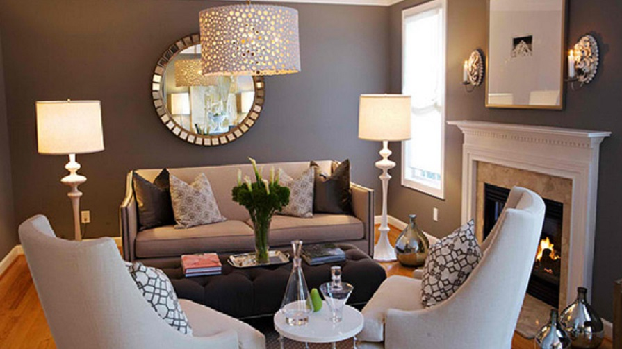 Modern Familiarity Source Mbarnesdesign Com This Room Proves That Living Room Designs For Small