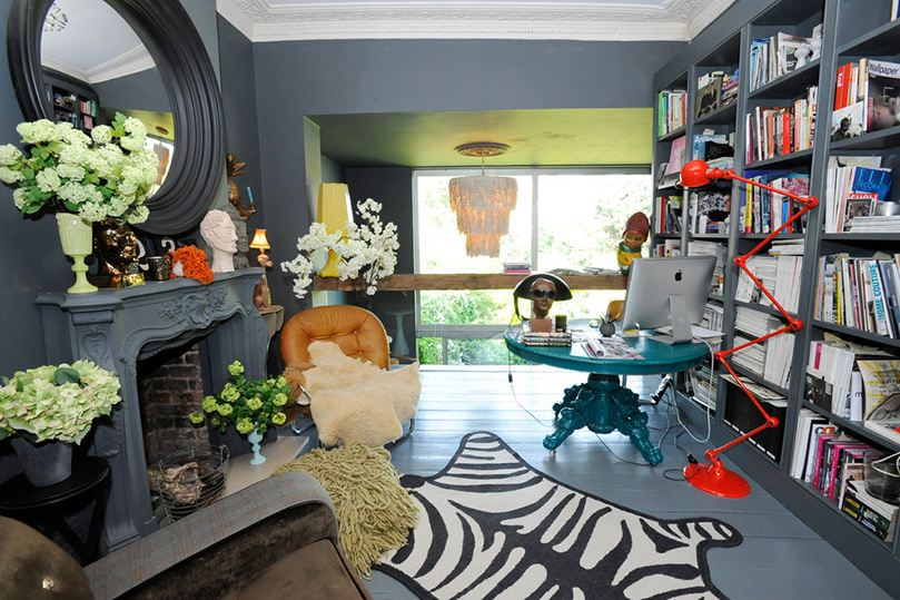 Best Home Office Ideas And Designs For - Funky home office ideas