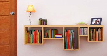 Bookshelf decor Ideas