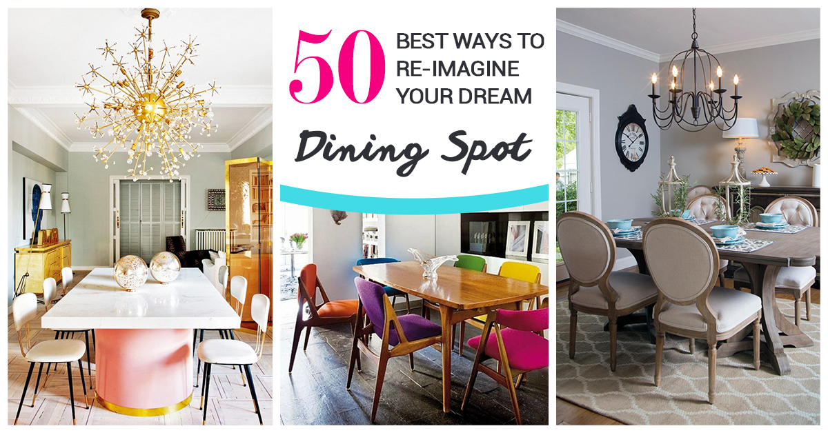 50 Best Dining Room Sets For 2018