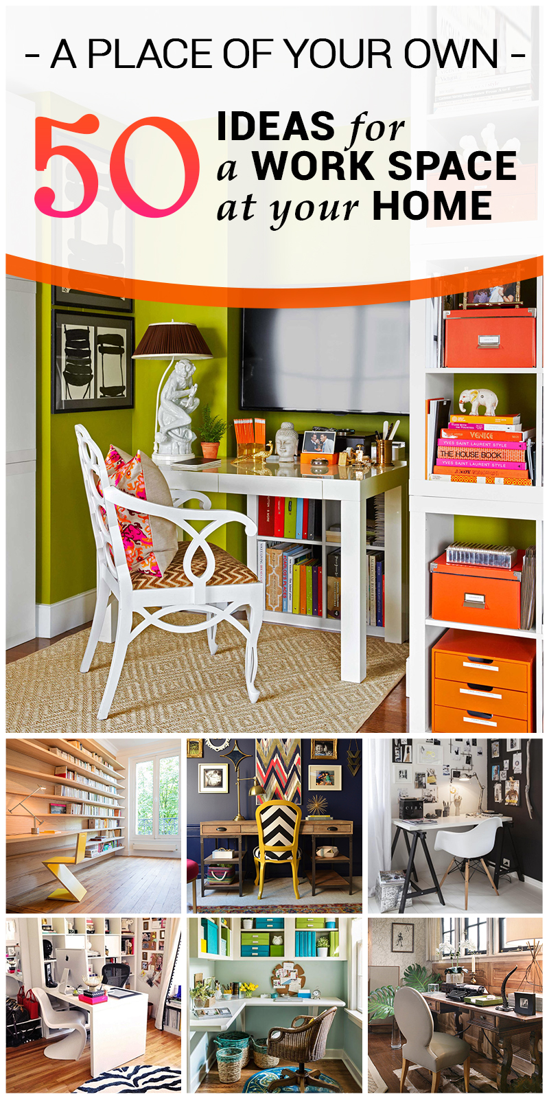 Check Out The Best Home Office Decoration Ideas For 2016