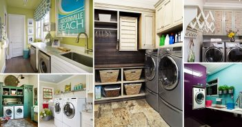 Laundry Room Decoration Ideas