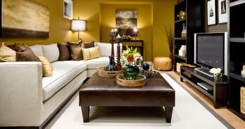 Small Living Room Decotations