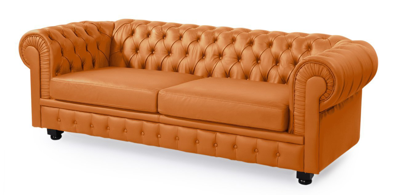 Karl Chesterfield Style Modern Clic Sofa