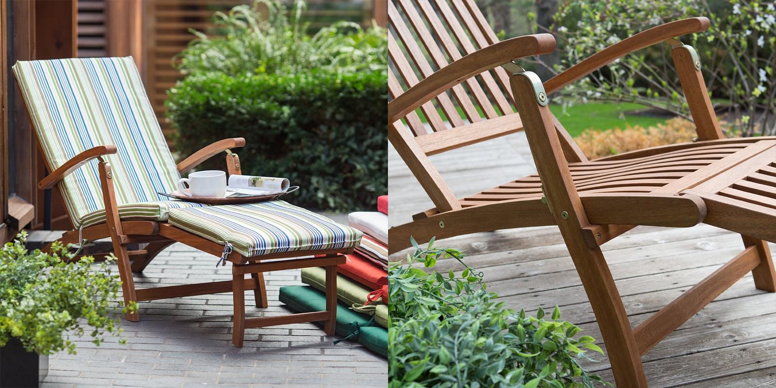 Patio Chair - Deck Lounge Chair