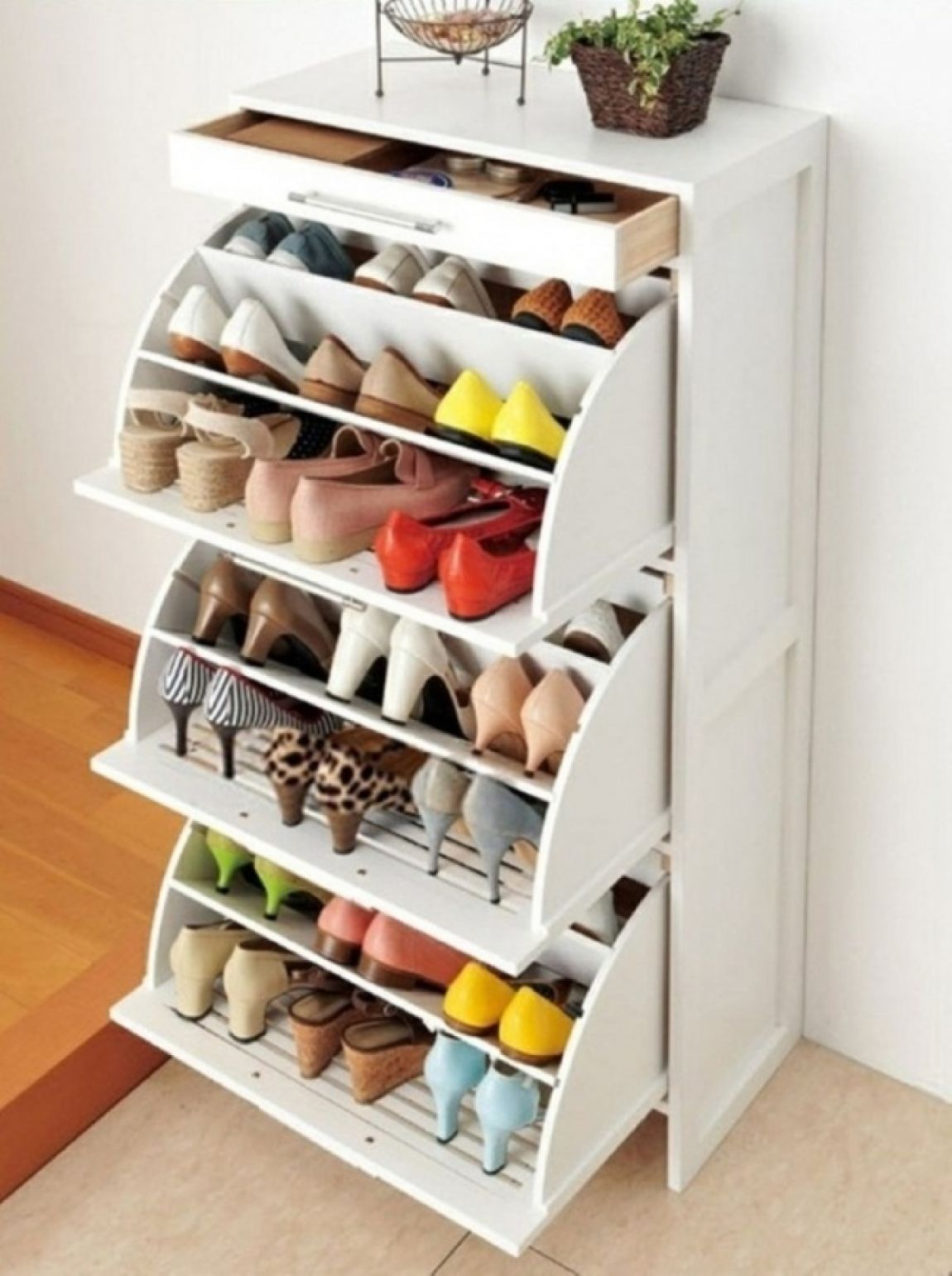 Shoe Rack Ideas Closet Cool 50 Best Shoe Storage Ideas For 2017 Inspiration