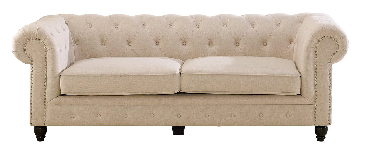 25 best chesterfield sofas to buy in 2018 for Sofa modern classic