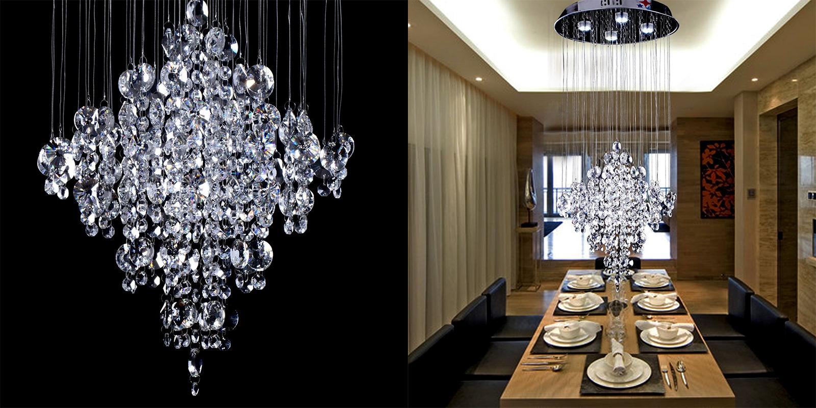 Crystal Raindrop Chandelier Chandeliers Design – Raindrop Chandelier Crystals