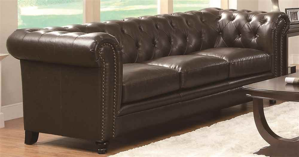 Coaster Home Furnishings Sofa. 25 Best Chesterfield Sofas to Buy in 2017