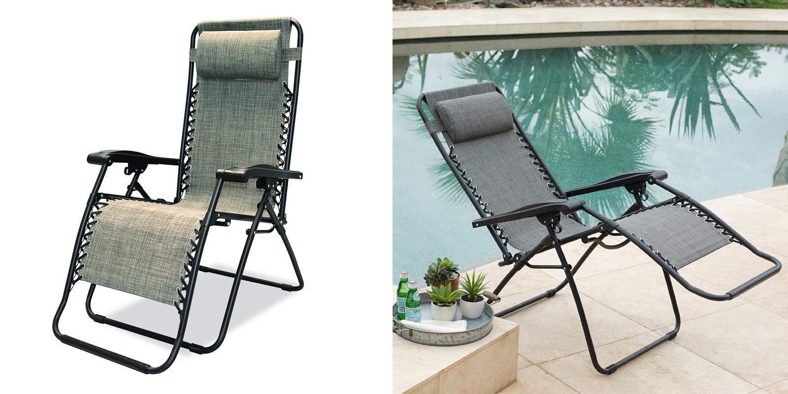 Patio Chair - Zero Gravity Chair