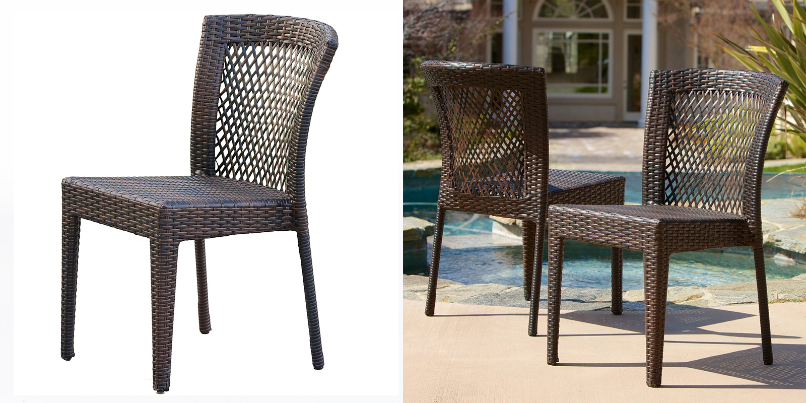 Patio Chair - Outdoor Wicker Chairs