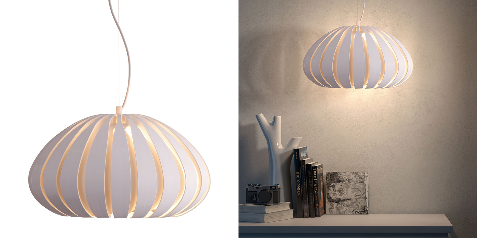 Zuo Polar Ceiling Lamp