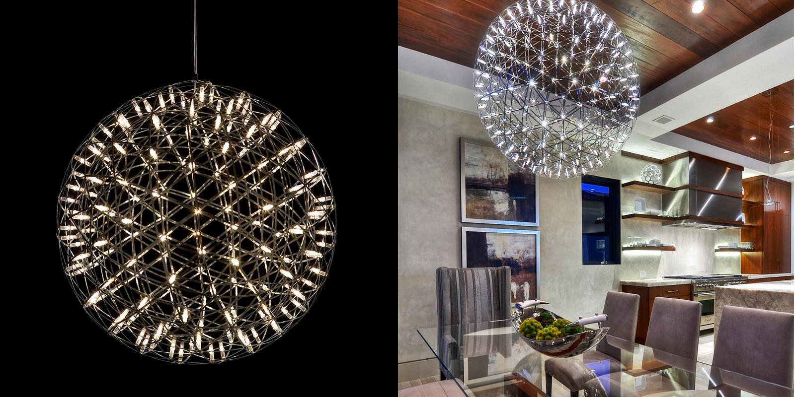 LightInTheBox Pendant Star light Orb