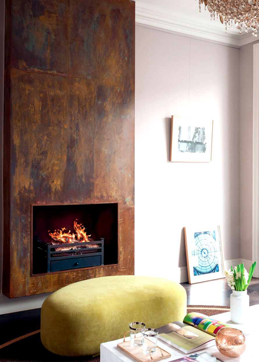 50 Best Modern Fireplace Designs And Ideas For 2020