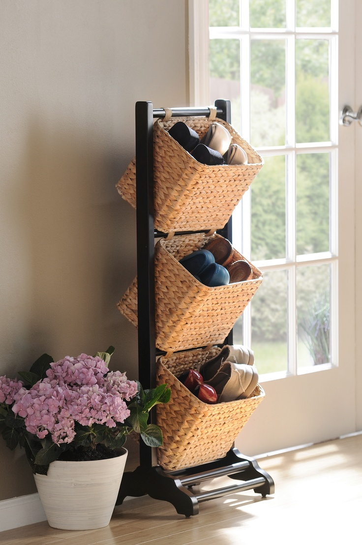 Shoe Baskets
