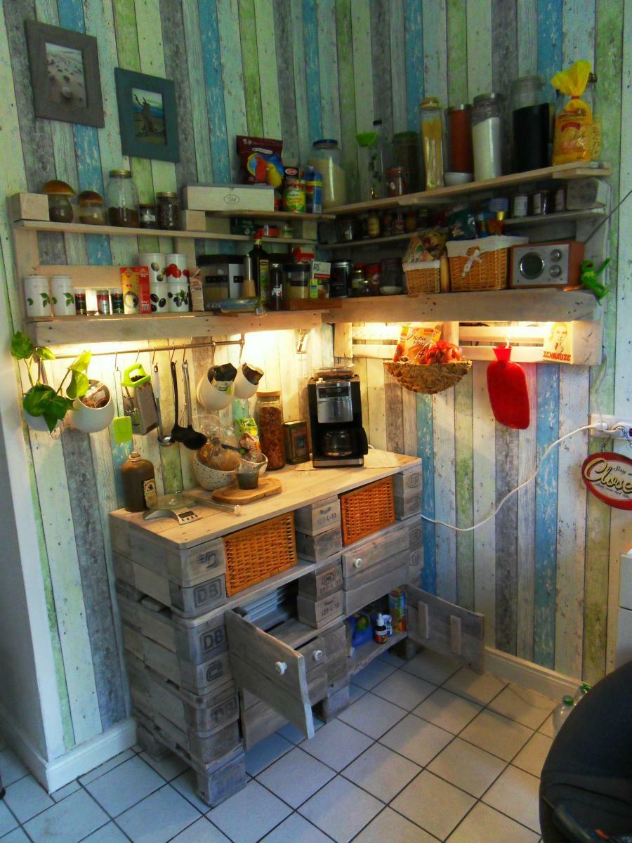 Pallet Kitchen Furniture 50 Best Creative Pallet Furniture Design Ideas For 2017