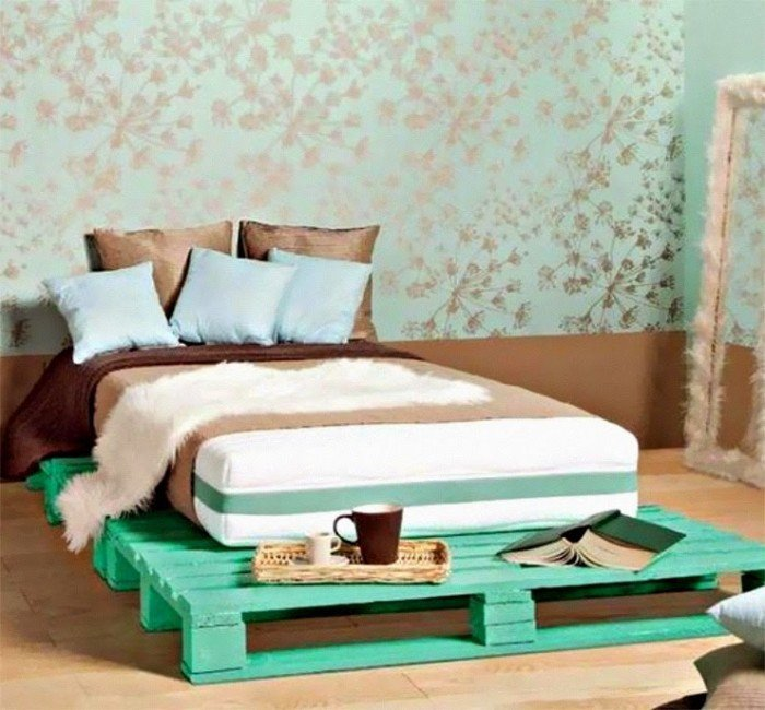 Low Rise Single Bed