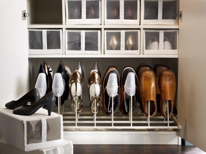 Metal Shoe Rods