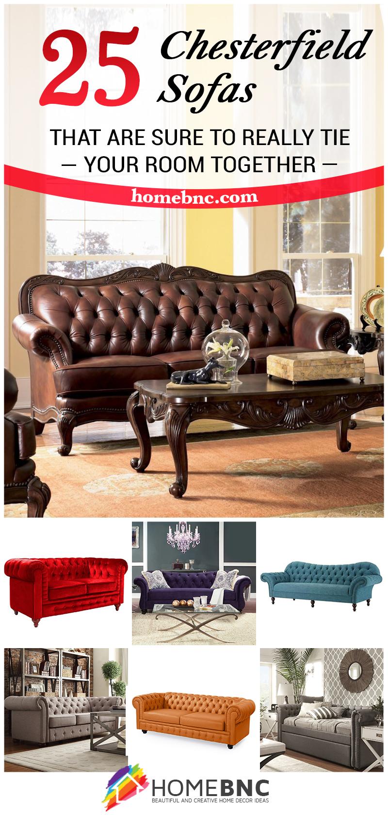 Best Chesterfield Sofa Ideas Pinterest Share Homebnc