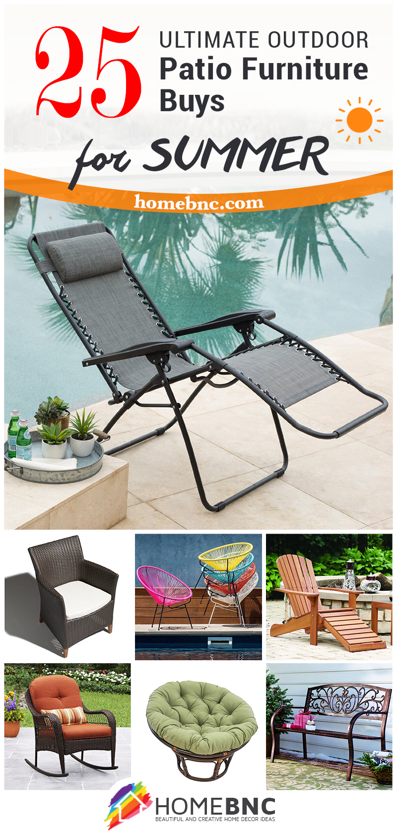 Best Patio Chairs for Summer