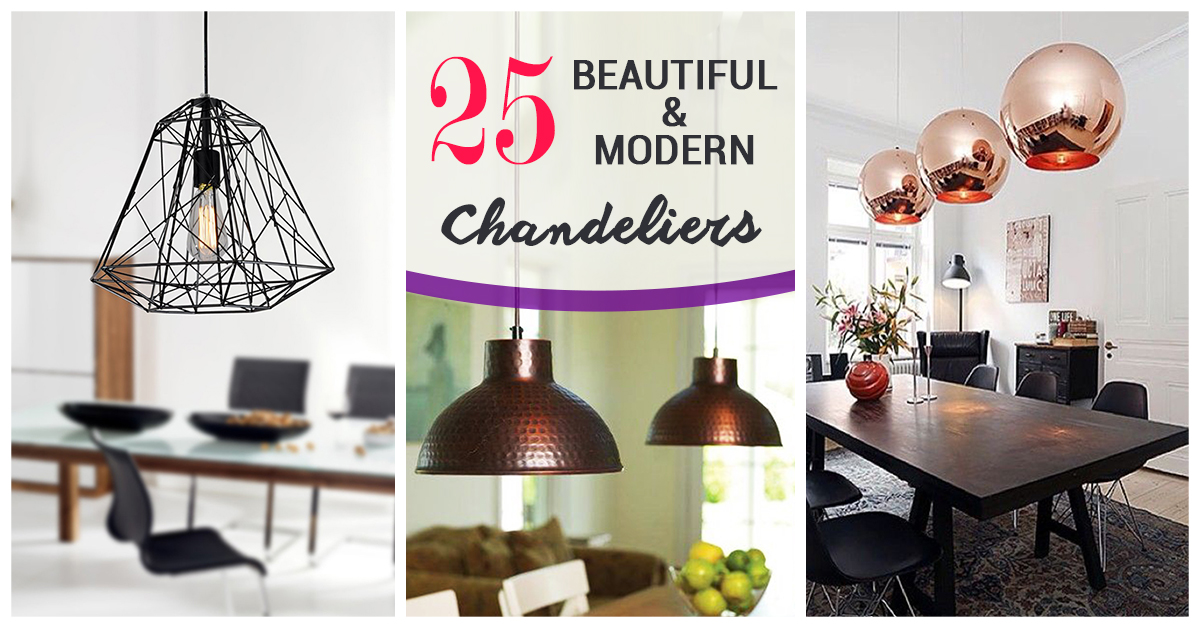 25 best chandeliers for 2018