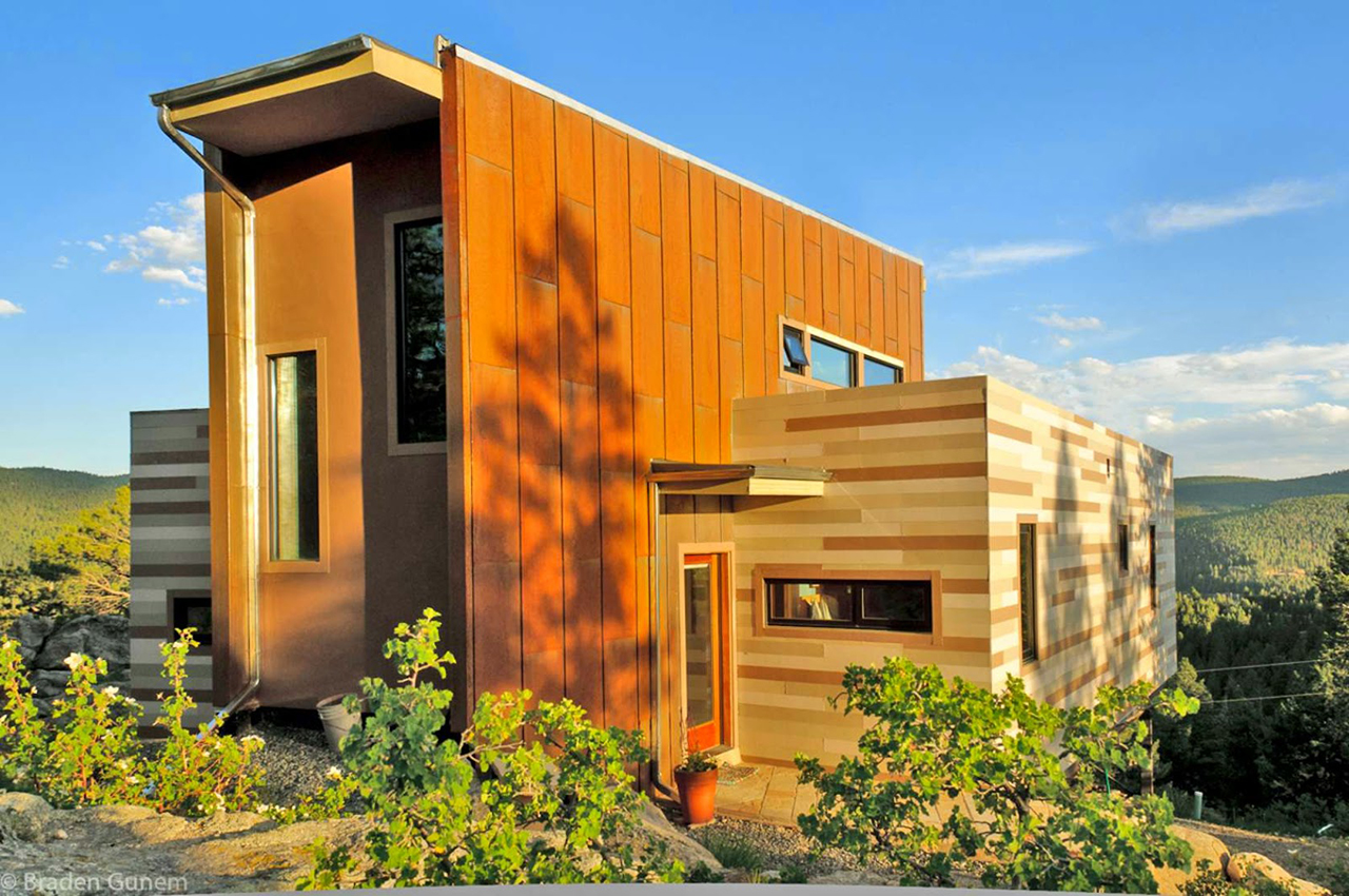 Check out these amazing shipping container homes