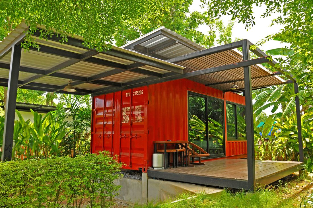 50 best shipping container home ideas for 2017 for Small shack plans