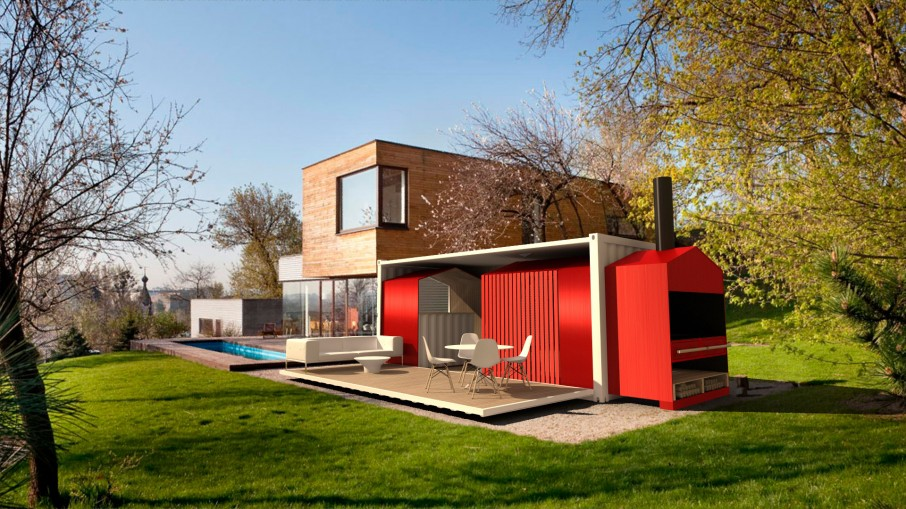 Shipping Container House Interior Joy Studio Design