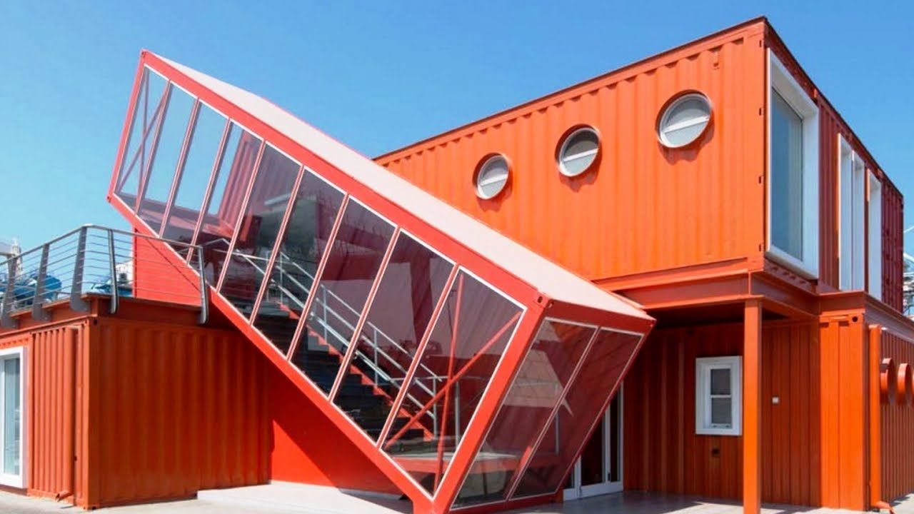 50 best shipping container home ideas for 2017 for Amenager un container