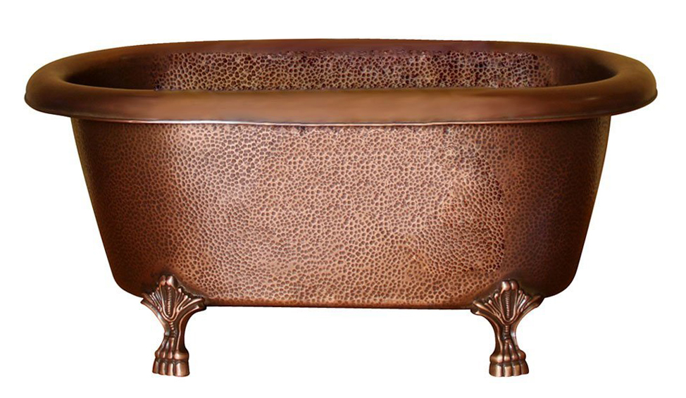 Copper Clawfoot Tub Full Size Of White Porcelain Clawfoot