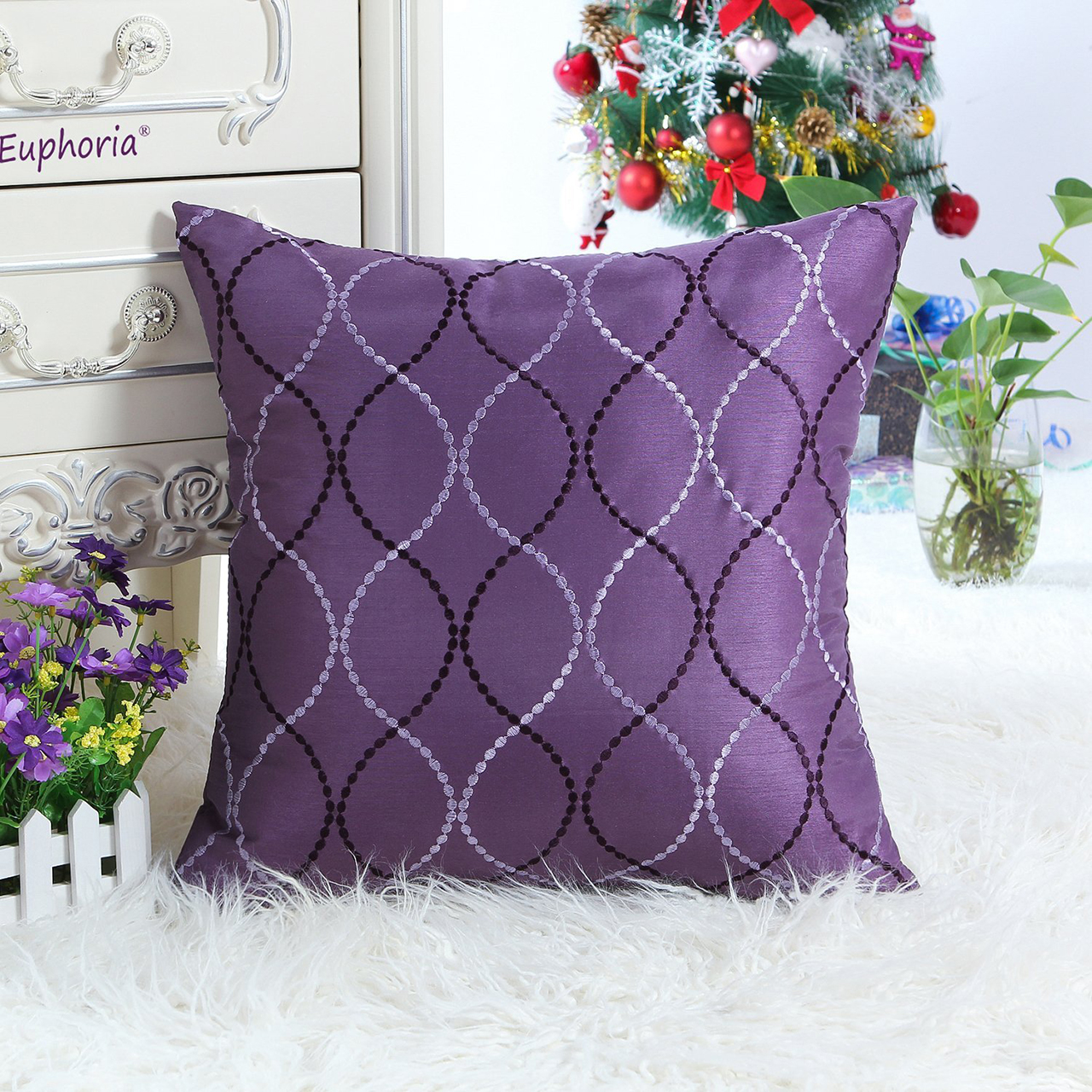 40 of the best throw pillows to buy in 2016. Black Bedroom Furniture Sets. Home Design Ideas