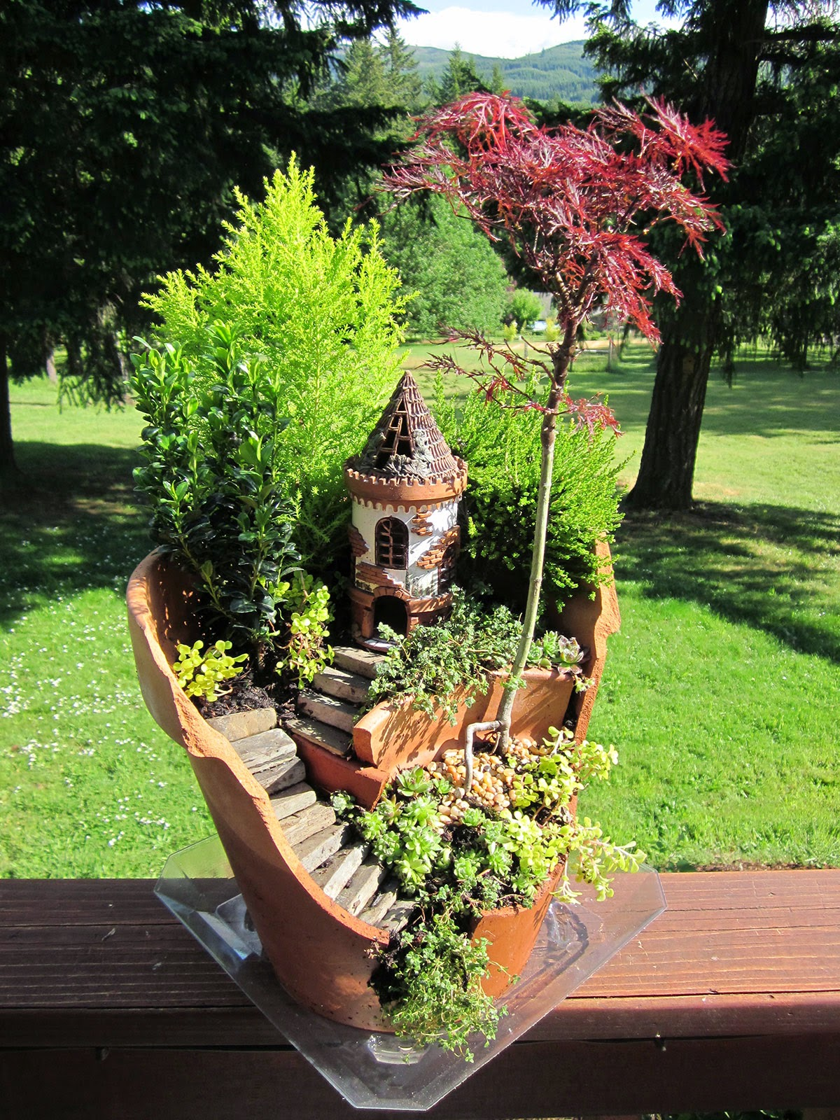 18 miniature fairy garden design ideas - style motivation