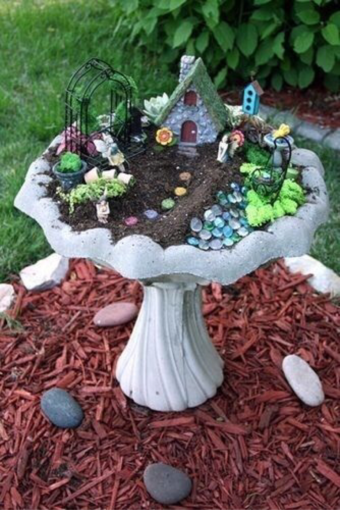 The 50 best diy miniature fairy garden ideas in 2017 for Garden design winter 2018