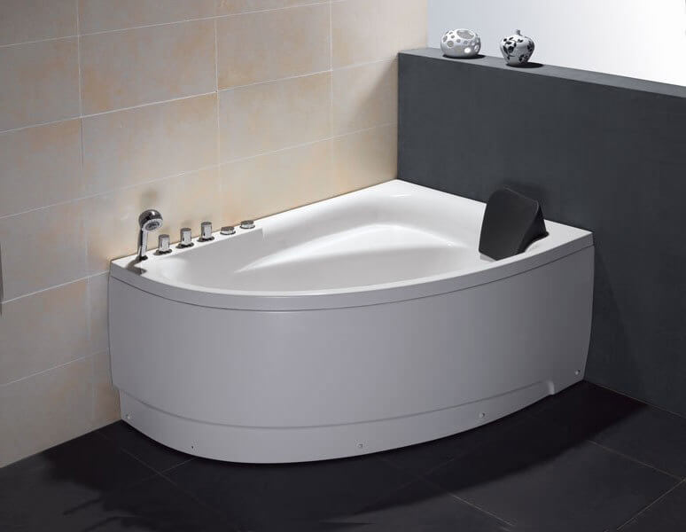 20 best small bathtubs to buy in 2018 for Best acrylic tub