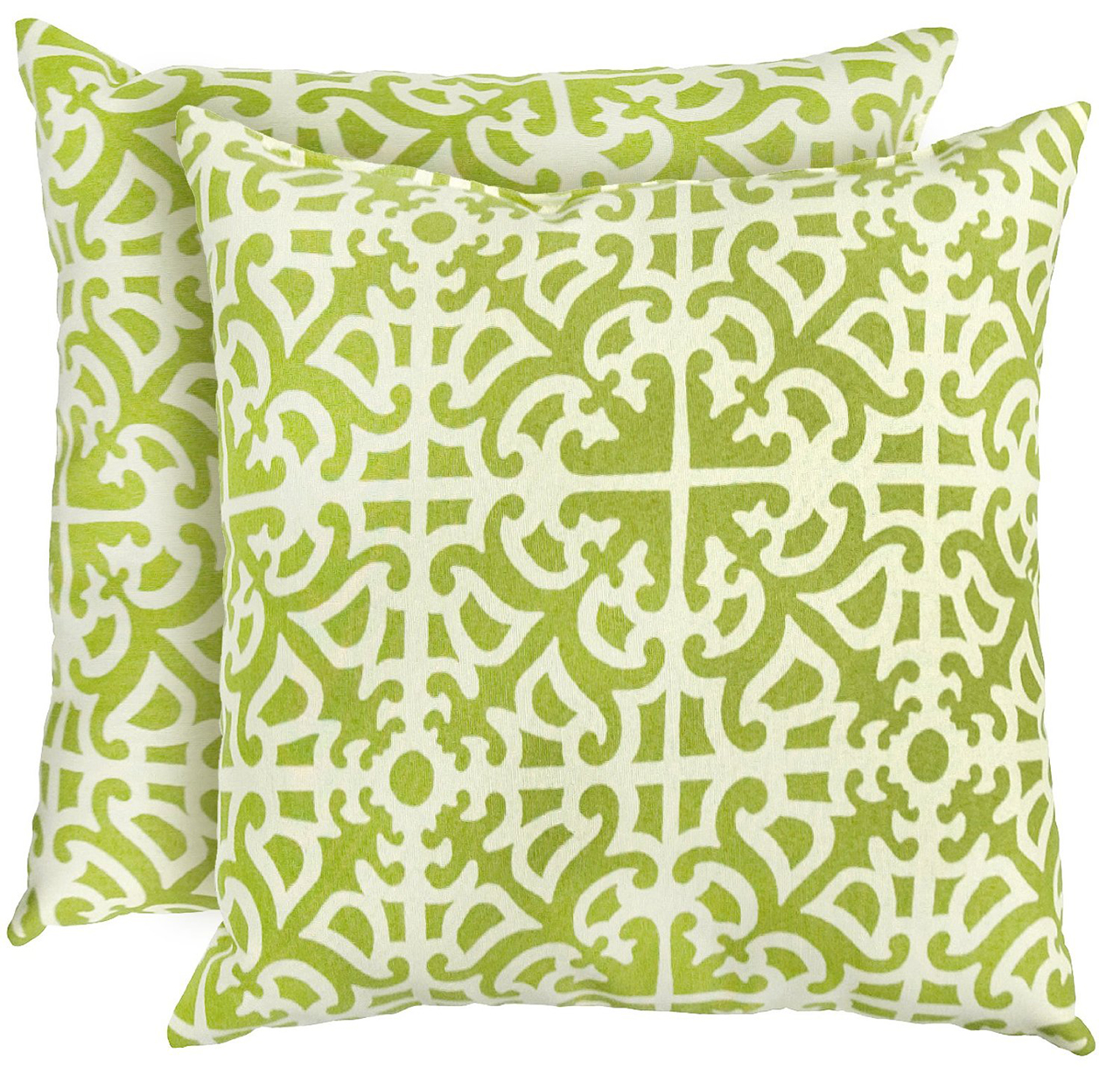 accent pillows with printed designs by greendale for indoors or outdoors