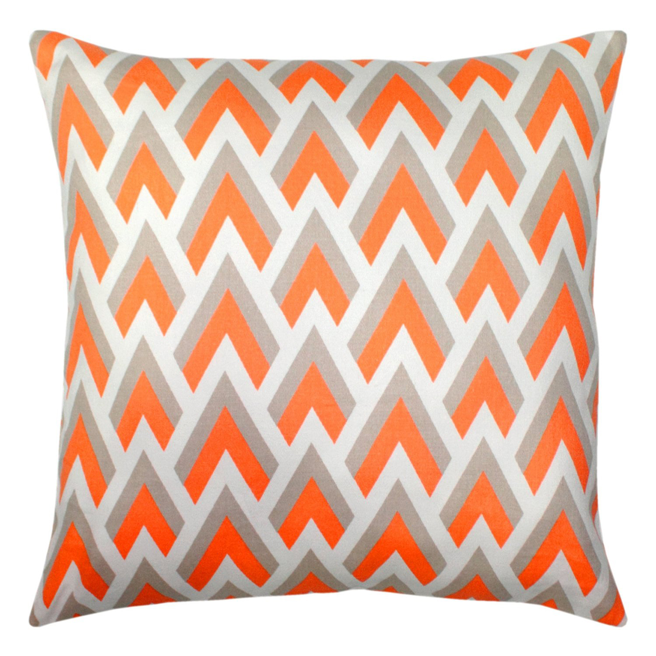 of the best throw pillows to buy in  - chevron spike accent pillows for indoors or outdoors