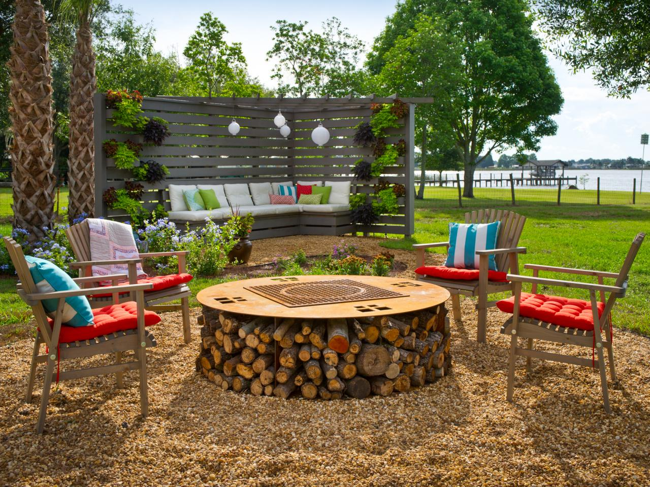 50 best outdoor fire pit design ideas for 2018 for Best fire pit design
