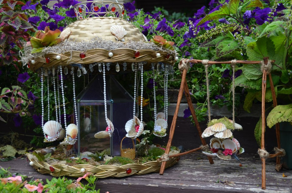 The  Best DIY Miniature Fairy Garden Ideas In - Fairy house ideas diy