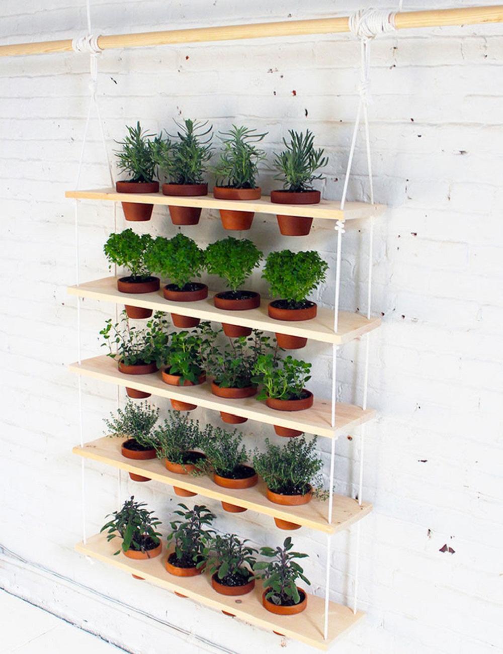 Indoor Kitchen Gardening The 50 Best Vertical Garden Ideas And Designs For 2017