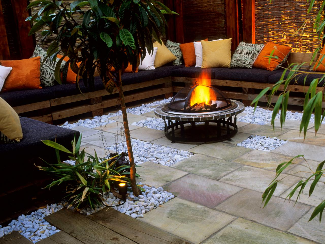 portable pit - Outdoor Fire Pit Design Ideas
