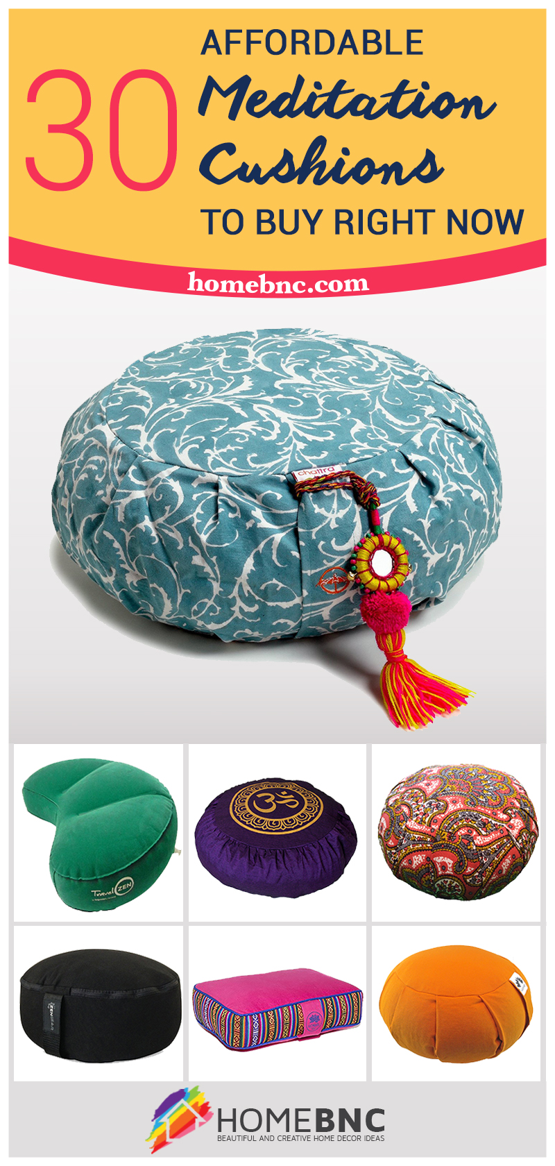 Best Meditation Cushions For - Best meditation cushions to buy right now