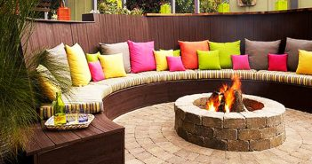 Outdoor fire pit ideas