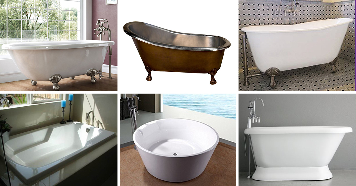 Superbe 20 Best Small Bathtubs To Buy In 2018