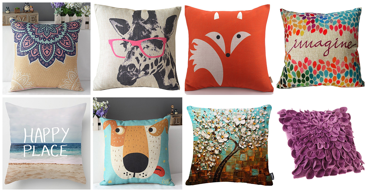 40 Of The Best Throw Pillows To Buy In 2021