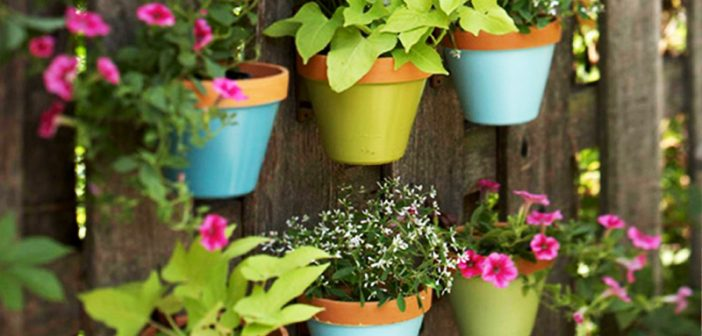channel gardening garden vertical cool fun ideas