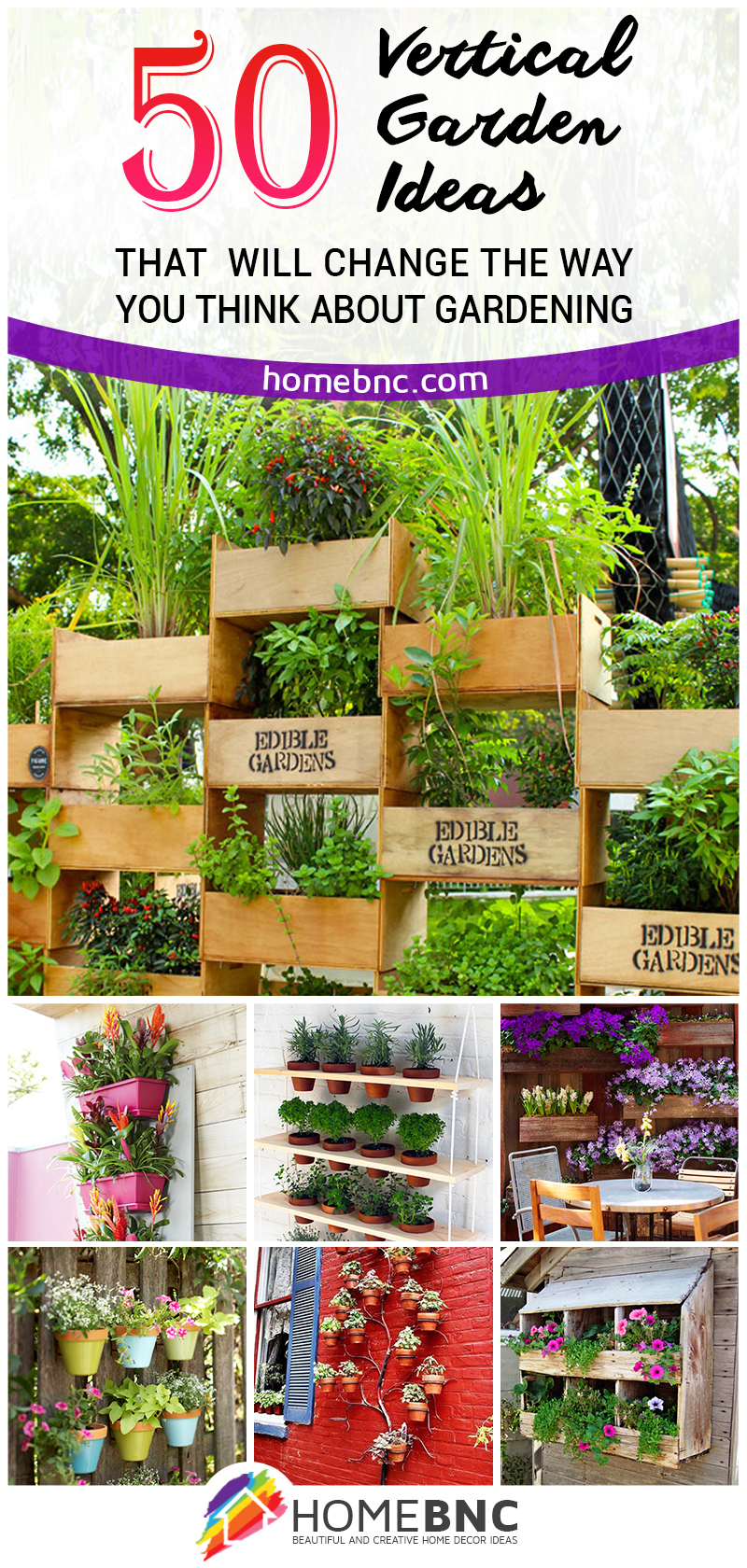 The 50 best vertical garden ideas and designs for 2017 for Plan your garden ideas