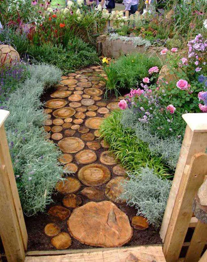 30 Best Decorative Stepping Stones (Ideas and Designs) 2018