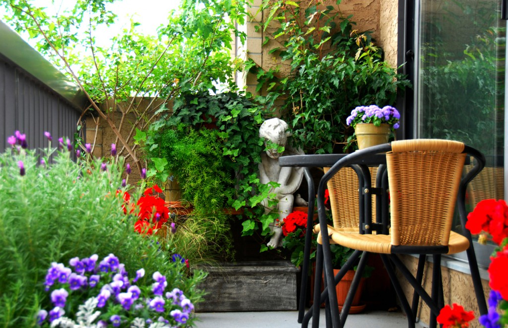 50 Best Balcony Garden Ideas And Designs For 2020