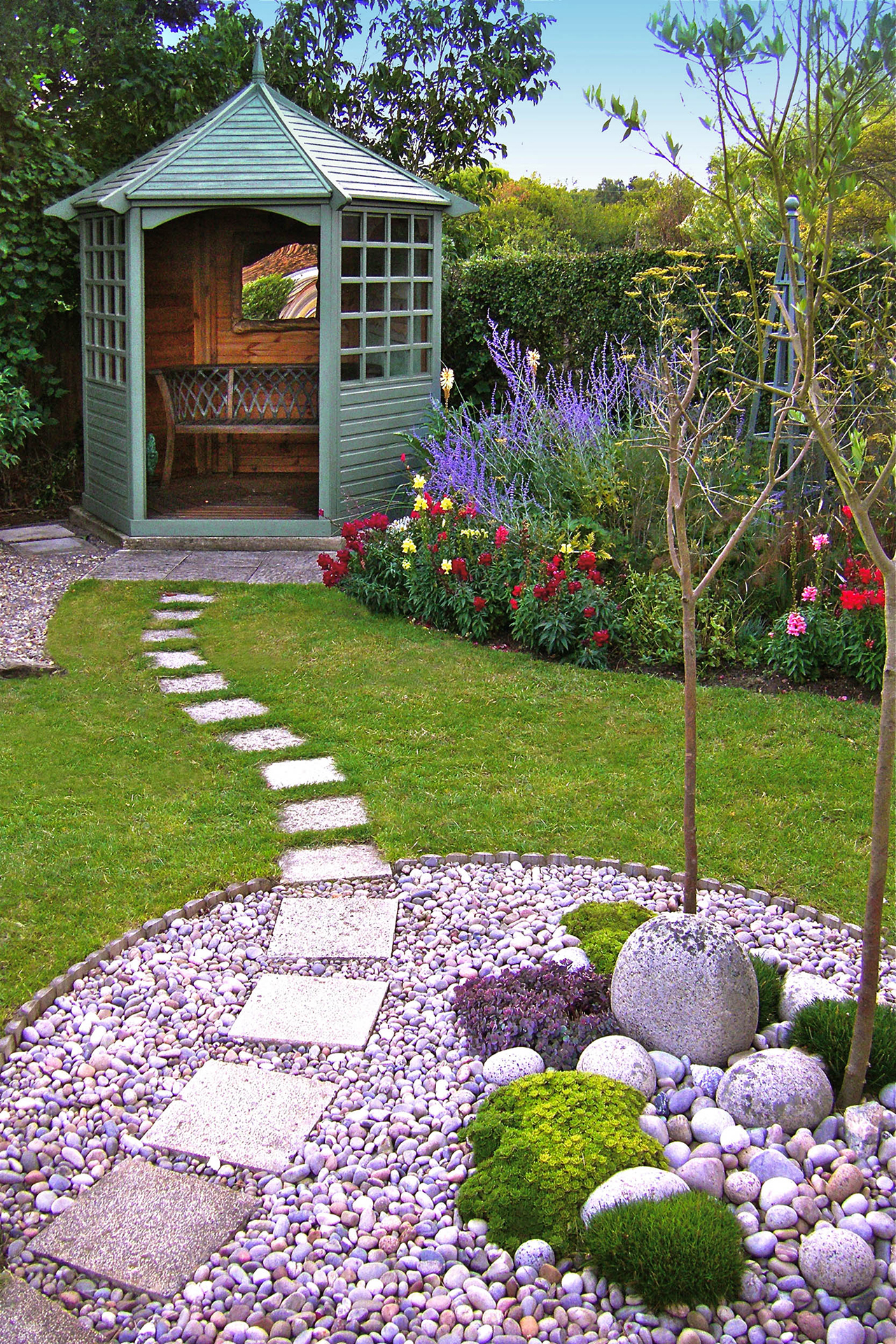 Landscaping Ideas For Backyard 14. A Room of Your Own
