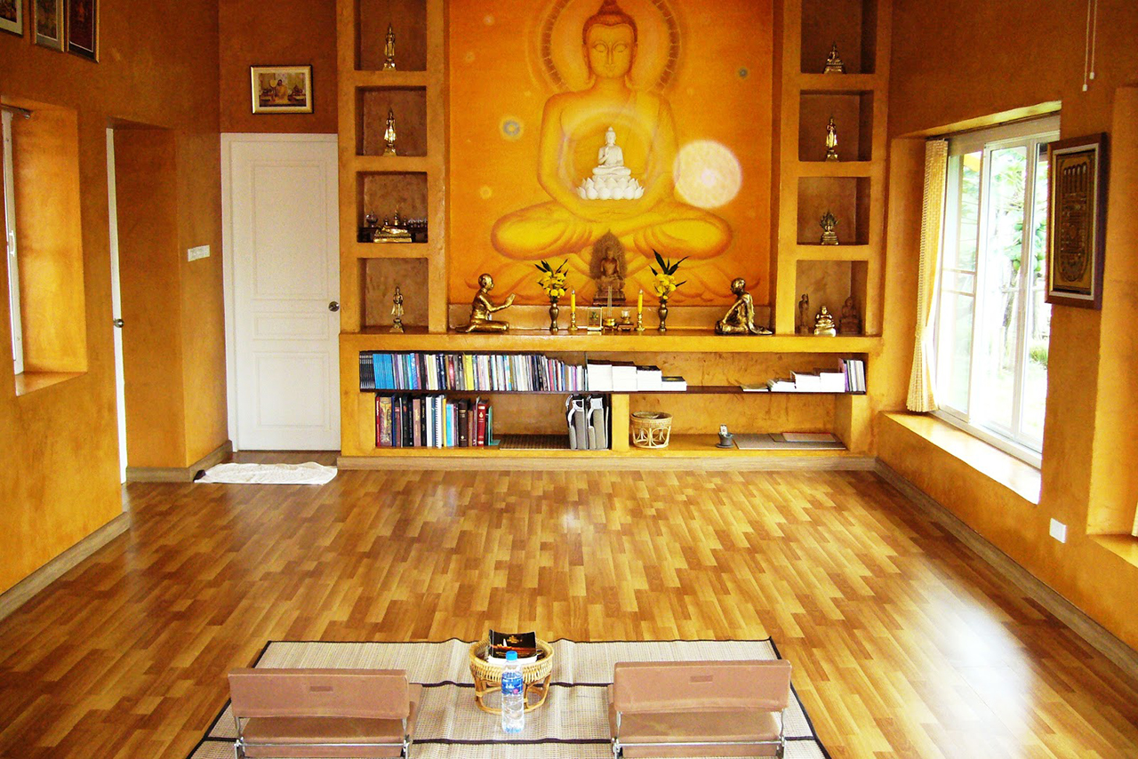 Zen Space 20 Beautiful Meditation Room Design Ideas